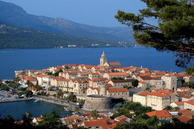Korcula, Costa Dalmata | Casamientos Online