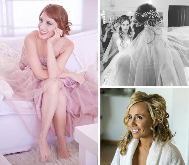 Maquillaje y Peinado para Novias, tendencias y estilos