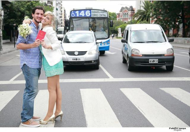 Novia Vanina Civil | Casamientos Online