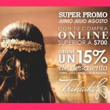 PROMO PEDIDO ON LINE 15%OFF!!