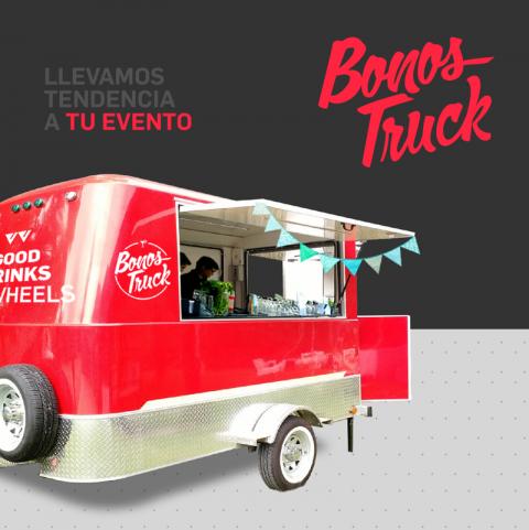 Reservá nuestro Bonos Truck para la recepción!!