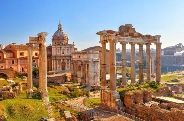 Roma | Casamientos Online
