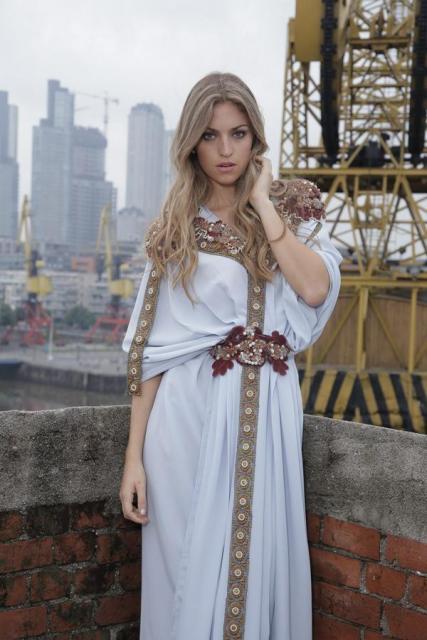Vestido Sacerdotisa