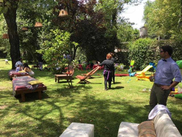 Shambala Pilar - Multi Espacio - Area de Chicos | Casamientos Online