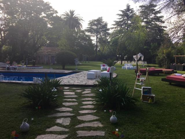 Shambala Pilar - Naturaleza - Amor - Quinta para Eventos  | Casamientos Online