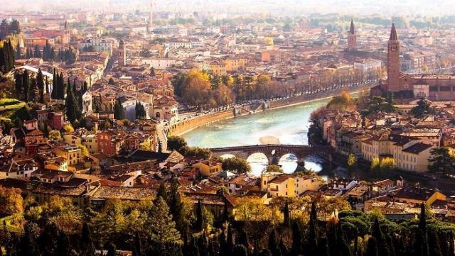 Verona, Italia | Casamientos Online