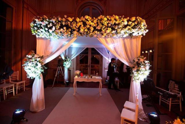 Altar Ceremonia e Linda y Papu | Casamientos Online