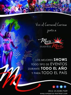 Comparsa Marí Marí - Batucada, Carnaval Carioca y Show !!!!