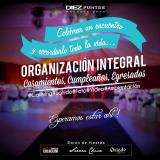 Diez Puntos Producciones a..., Organizadores de Eventos