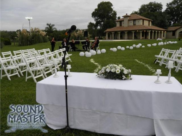Espacio Luján | Casamientos Online