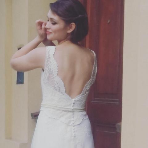 guarda en espalda | Casamientos Online