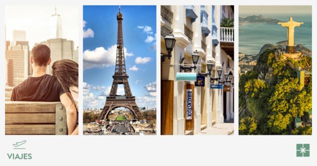 Garbarino Lista de Regalos - Viajes a europa