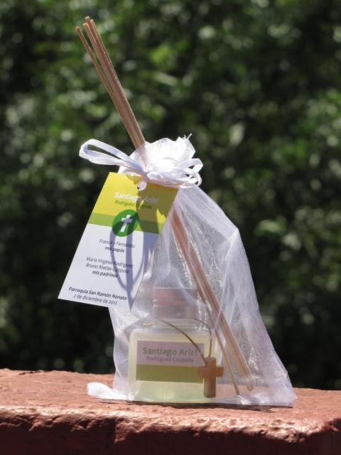 F de Fiesta - Souvenis (Souvenirs) | Casamientos Online