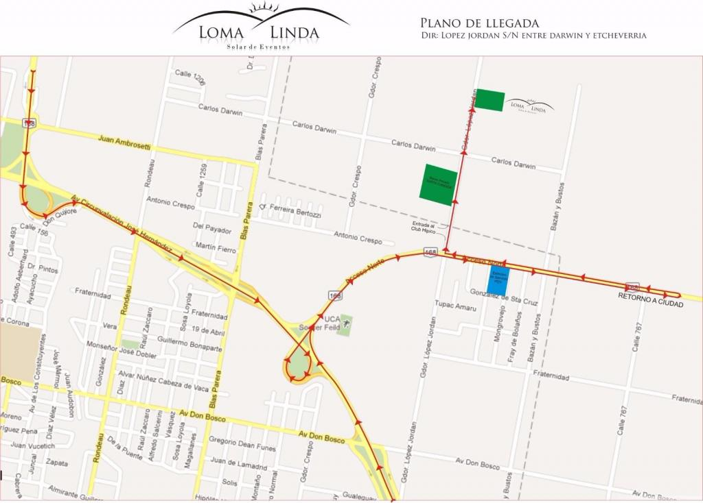 Loma Linda (Salones de Fiesta)