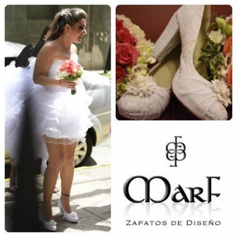 MARF (Zapatos de Novias)   Casamientos Online