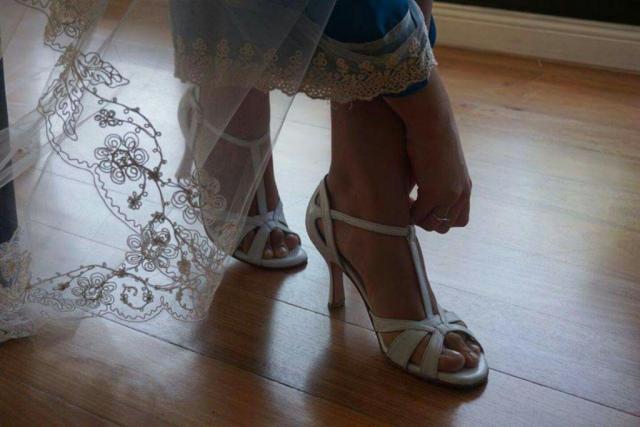 Meli nos envio sus fotos..   Casamientos Online