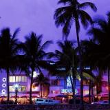 Miami, Art Deco District, South Beach