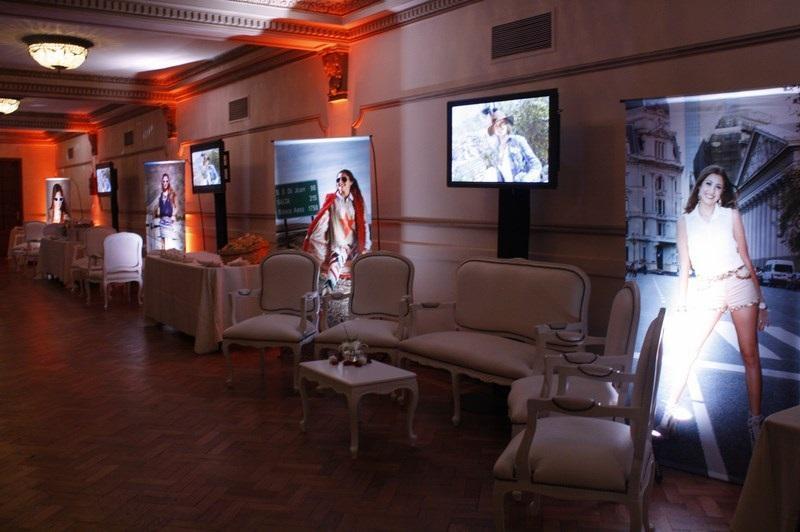 Salones Degas y Utrillo