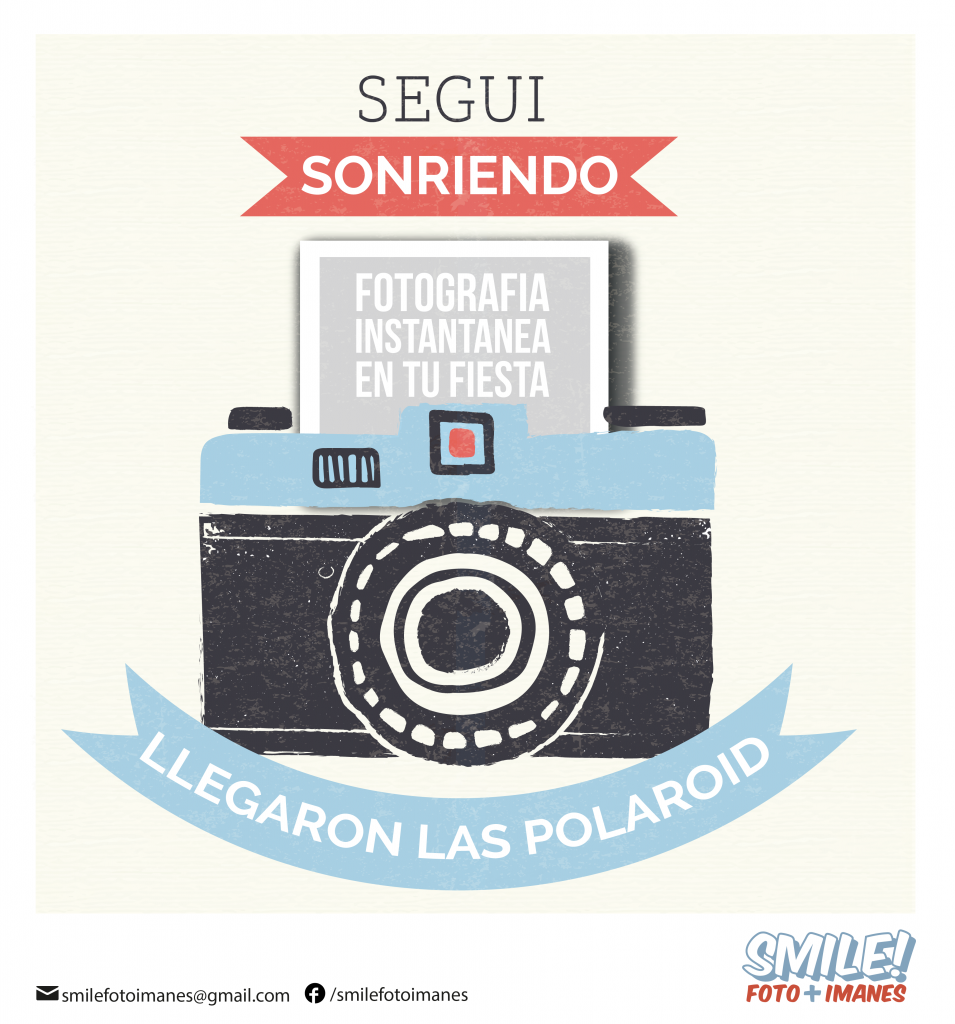 Smile Polaroid!