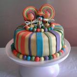 Sweet Pops and Cakes (Mesas dulces y cosas ricas)