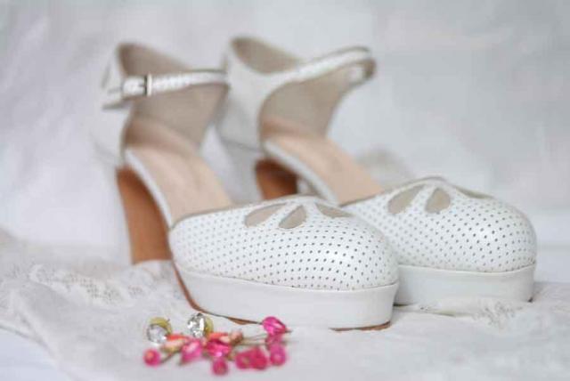 Zapato Minnie