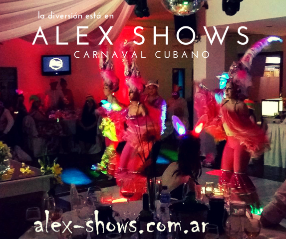 Alex Shows Cubanos (Shows de Entretenimiento)   Casamientos Online