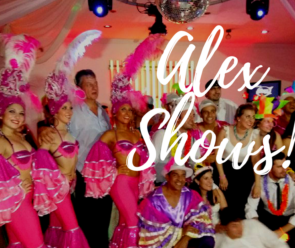 Alex Shows Cubanos
