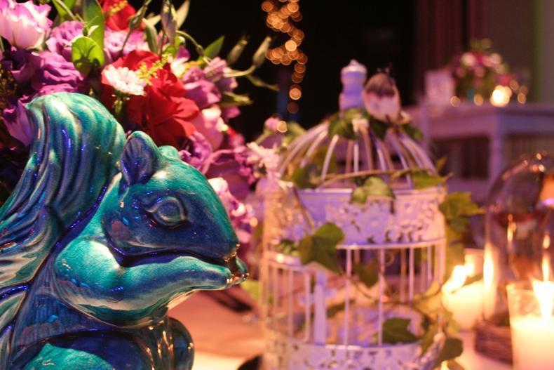 Ambientacion tamatica de bodas
