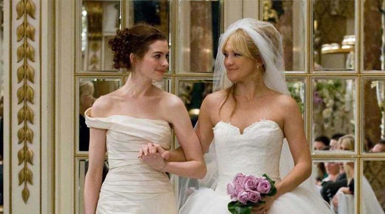 Amigas que se casan en la misma epoca