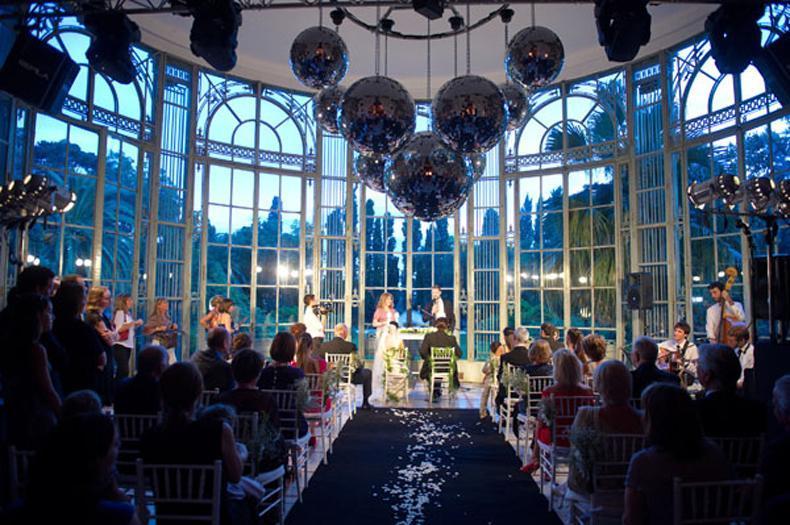 Casamientos organizados en argentina por novios viviendo en el exterior