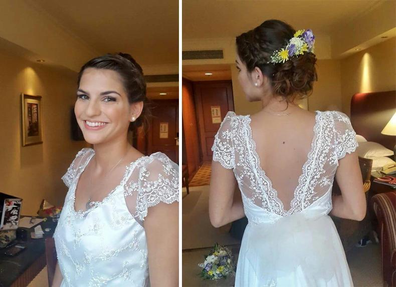 Peinados de novia para el registro civil