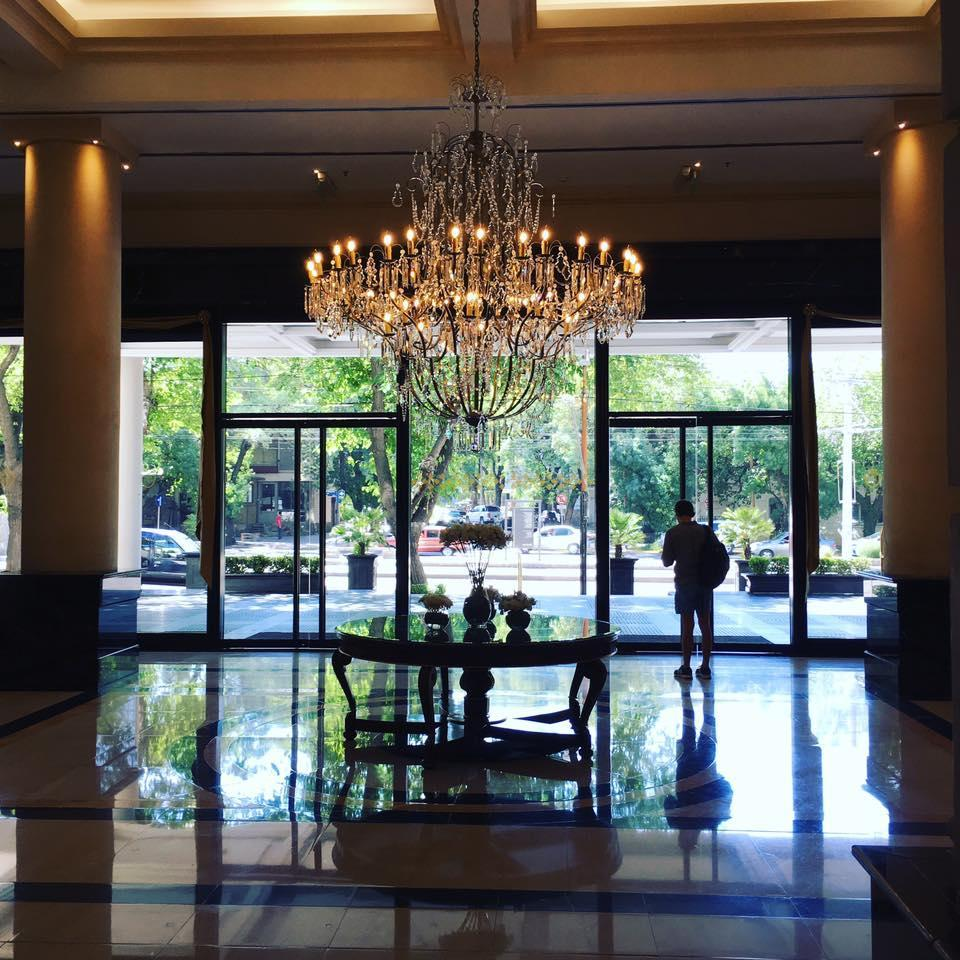 Diplomatic Hotel (Salones de Hoteles)