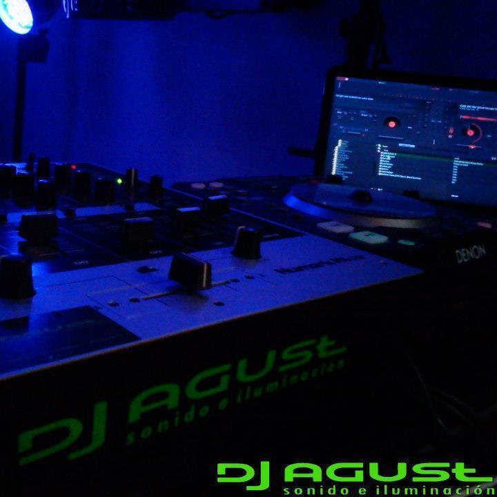 Dj Agust Sonido (Disc Jockey)