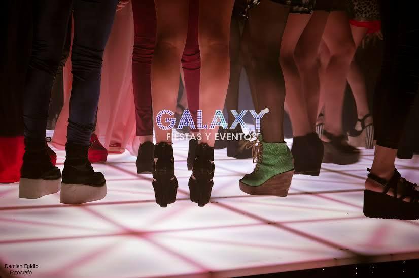 Piso Led en Córdoba con Galaxy Eventos!!!!