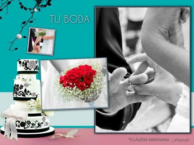 Tu  boda con Griselda Magnani!!!