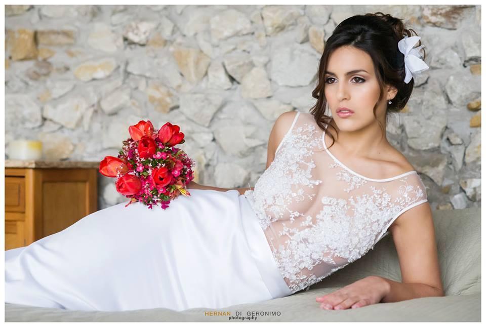 Julieta de Frias Maquilladora Profesional