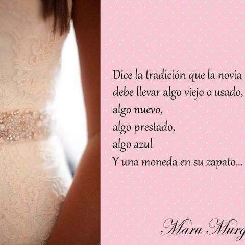Maru Murguía | Casamientos Online