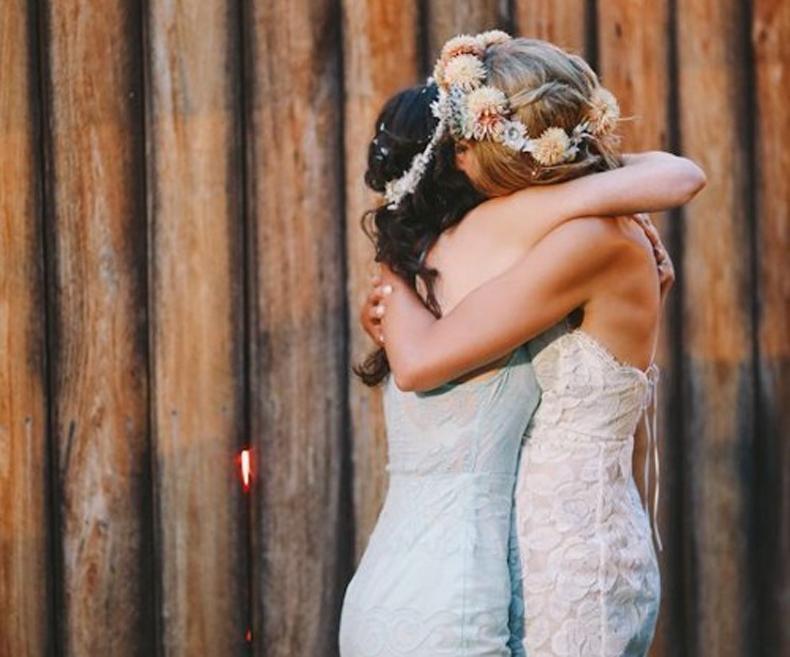 Como hacer cuando tu amiga se casa al mismo tiempo que vos