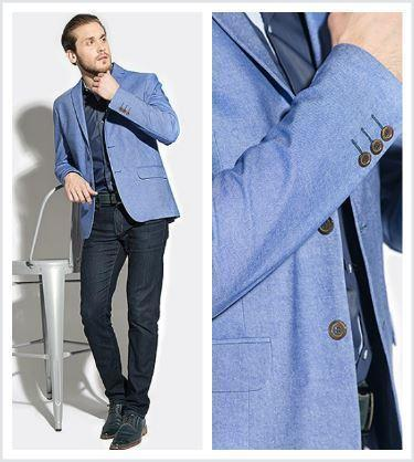 SACO SPORT SLIM FIT