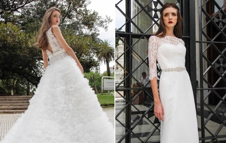 Vestidos de Novia de Coleccion. Venta online de Vestidos by Hanna