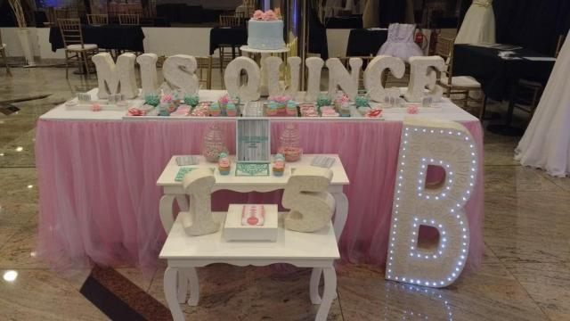 Candy Bar Shabby | Casamientos Online