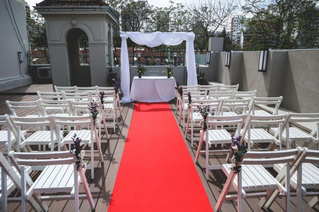 Casamiento en Casa Cramer