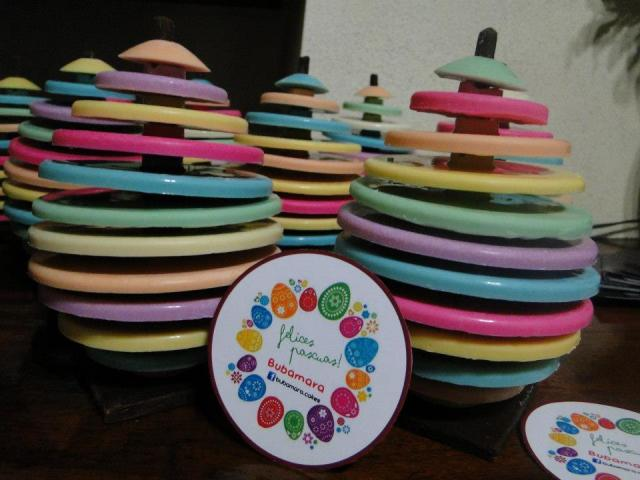 Huevos de Pascua 3D | Casamientos Online