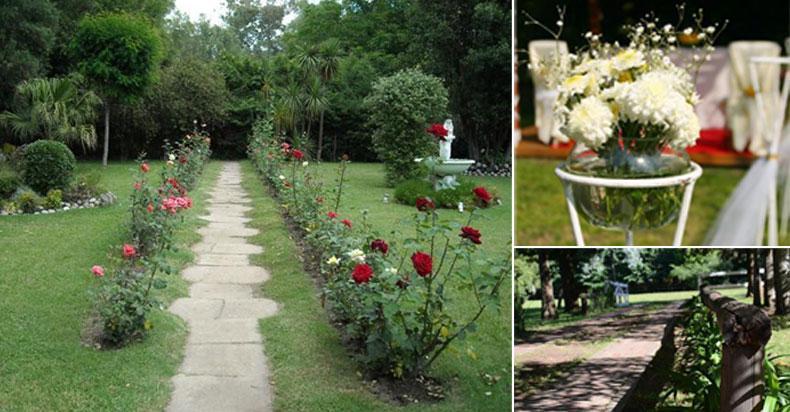 Los Laureles Estancia para Casamientos en Zona Sur del GBA. Direccion Dr. Medel 1386, Monte Grande, Buenos Aires