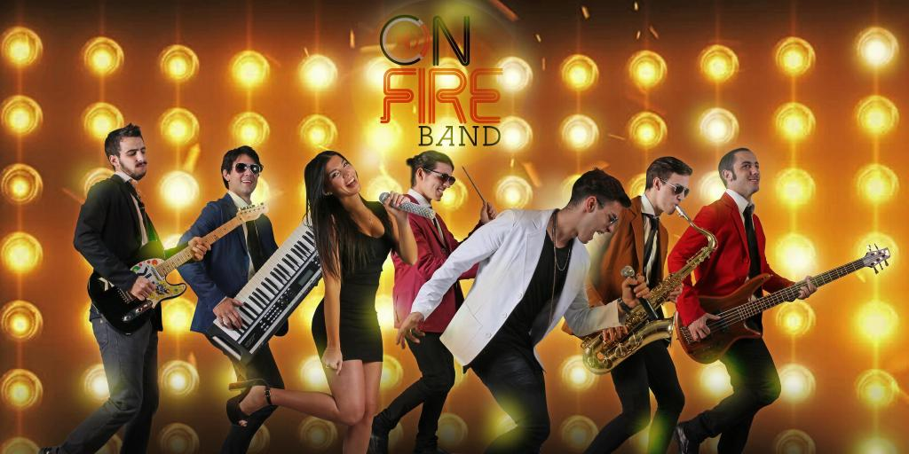 ON FIRE BAND