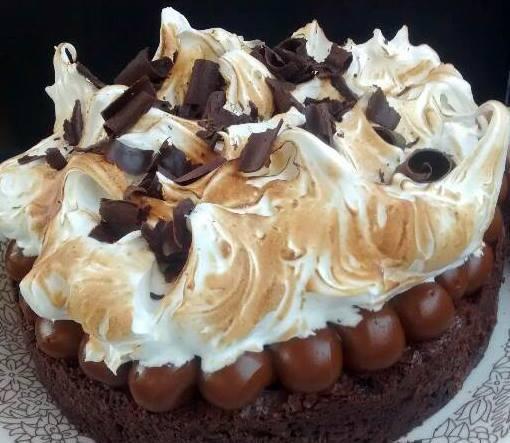 Torta Brownie | Casamientos Online