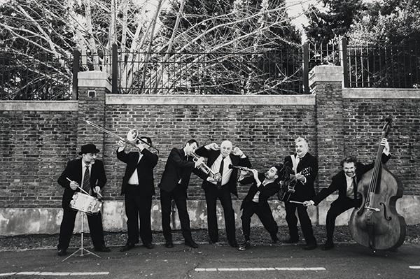 Orquesta Brazofuerte – Septeto de Swing y Jazz Tradicional