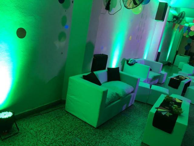 AMBIENTACIÓN LED | Casamientos Online
