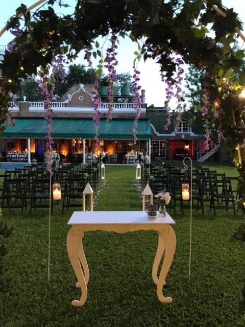 Ambientaciones Buenos Aires (Ambientación y Centros de Mesa) | Casamientos Online
