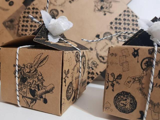 Cajas invitacion | Casamientos Online